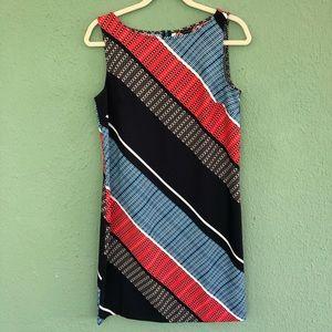 Ann Taylor Sleeveless Career Dress Size 6